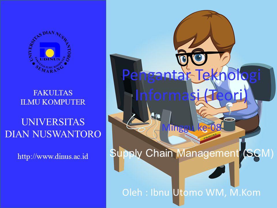 Pengantar Teknologi Informasi (Teori)