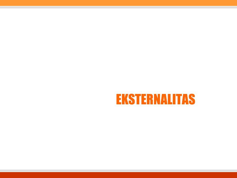 EKSTERNALITAS