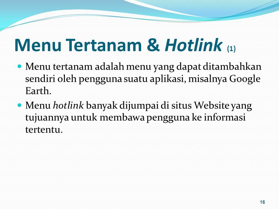 Menu Tertanam & Hotlink (1)
