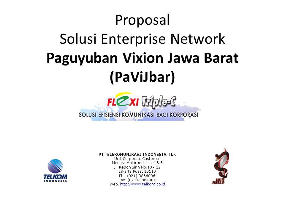 Proposal Solusi Enterprise Network Paguyuban Vixion Jawa Barat (PaViJbar)