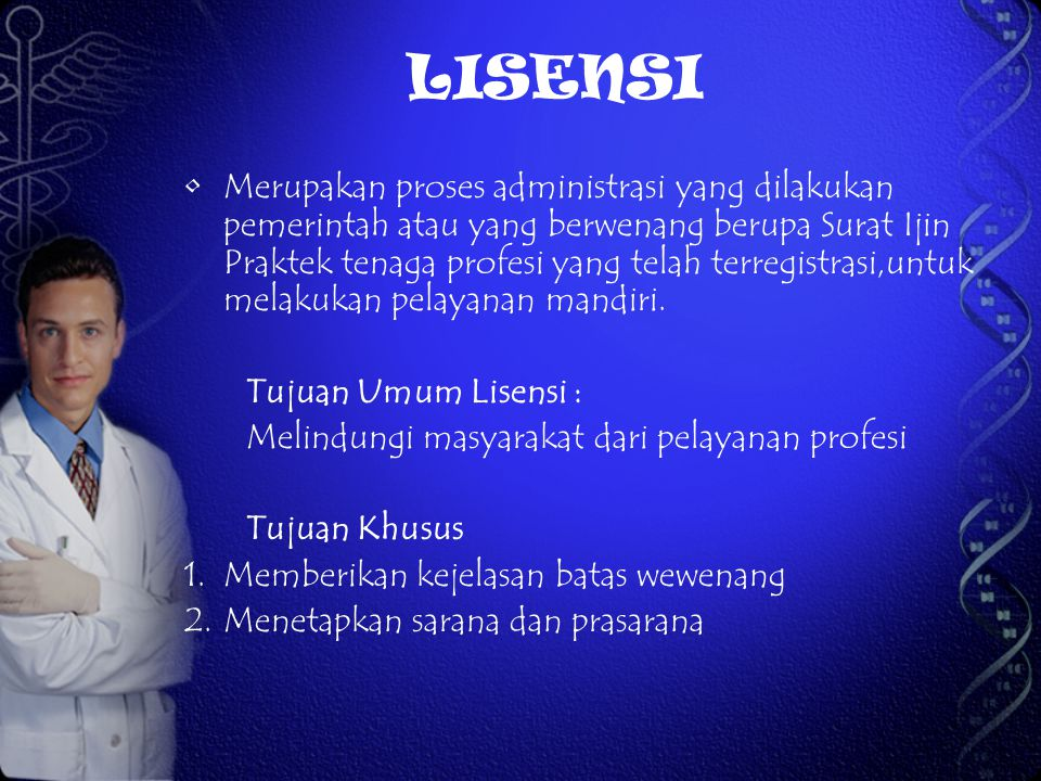 LISENSI