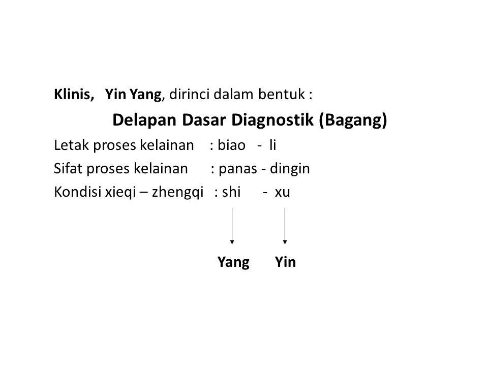 Delapan Dasar Diagnostik (Bagang)