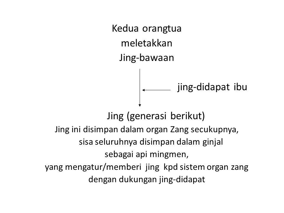 Jing (generasi berikut)