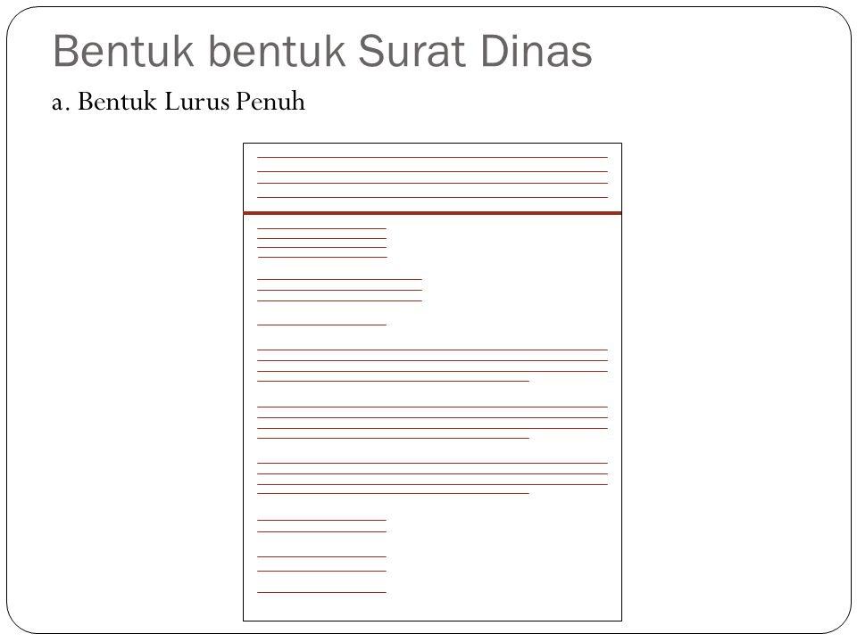 surat menyurat ppt