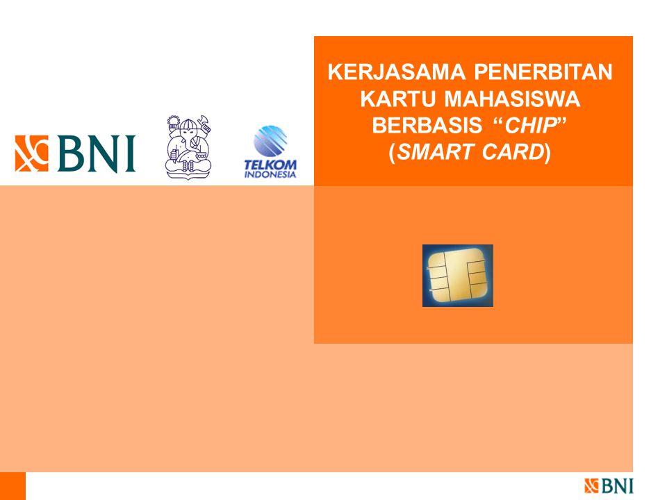 KERJASAMA PENERBITAN KARTU MAHASISWA BERBASIS CHIP (SMART CARD)