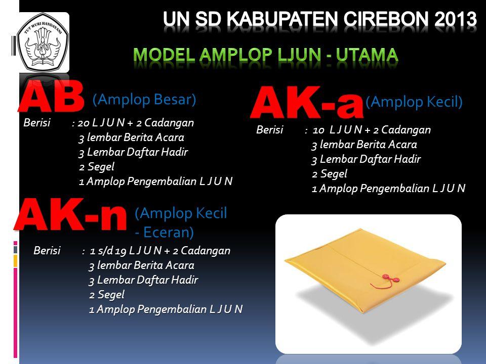 MODEL AMPLOP ljun - UTAMA