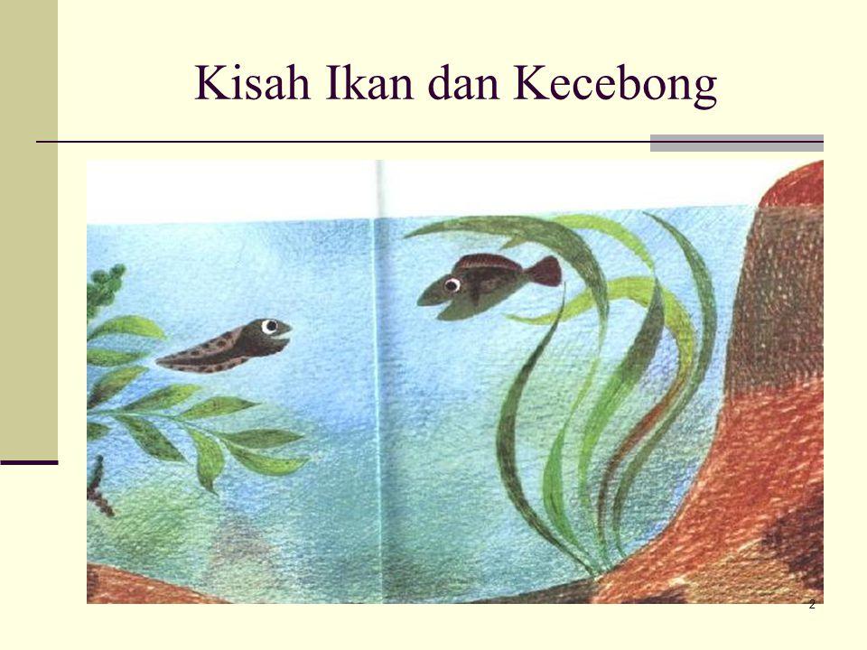 Kisah Ikan dan Kecebong