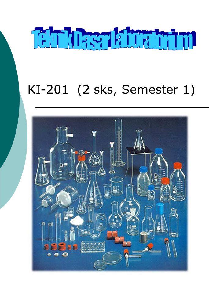 Teknik Dasar Laboratorium