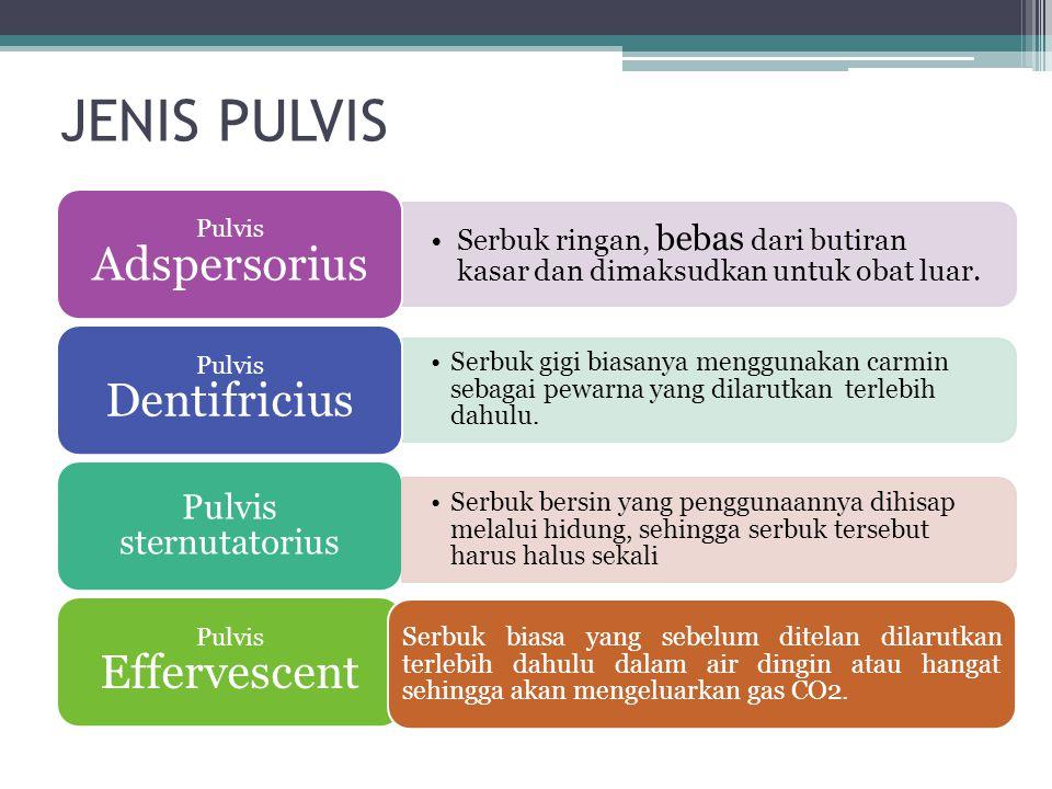 Pulvis sternutatorius