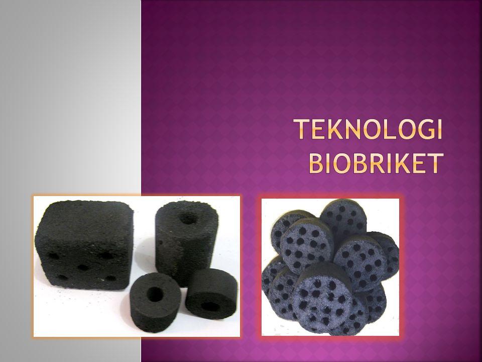 Teknologi Biobriket