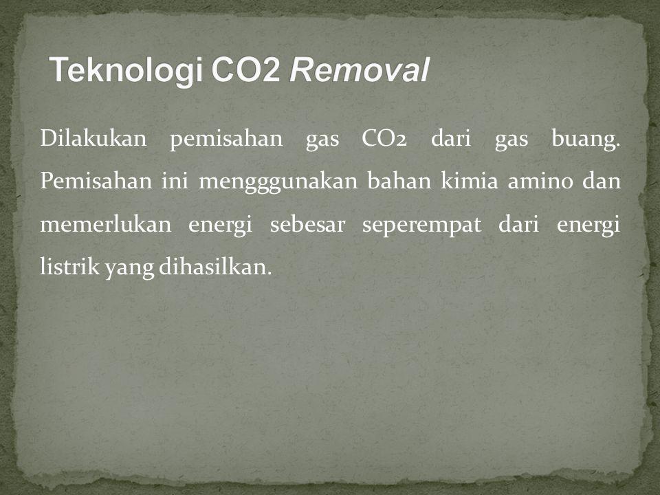 Teknologi CO2 Removal