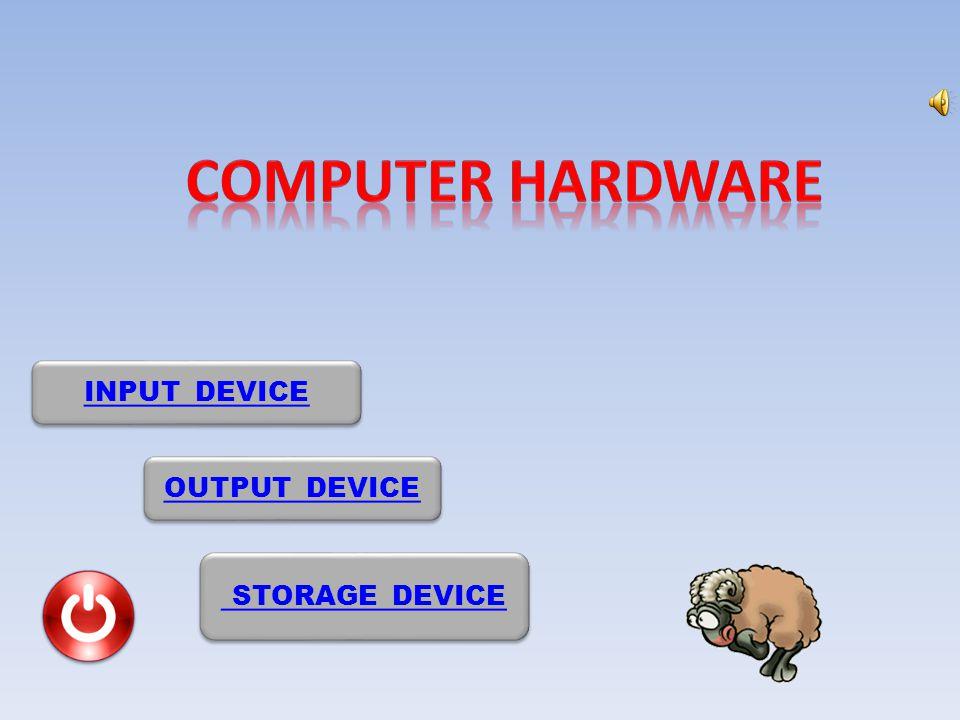 BERANDA COMPUTER HARDWARE INPUT DEVICE OUTPUT DEVICE STORAGE DEVICE
