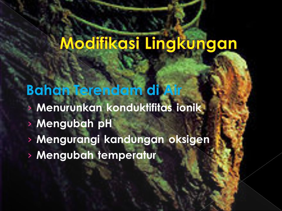 Modifikasi Lingkungan