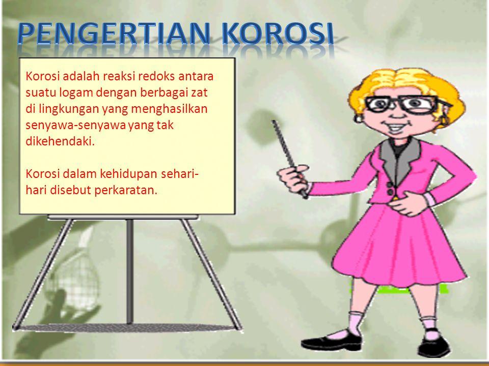 pengertian korosi