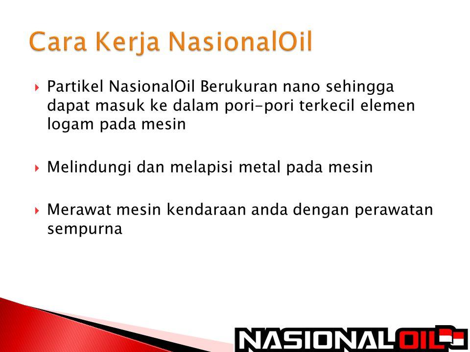 Cara Kerja NasionalOil