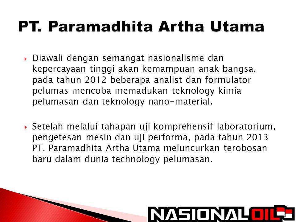 PT. Paramadhita Artha Utama