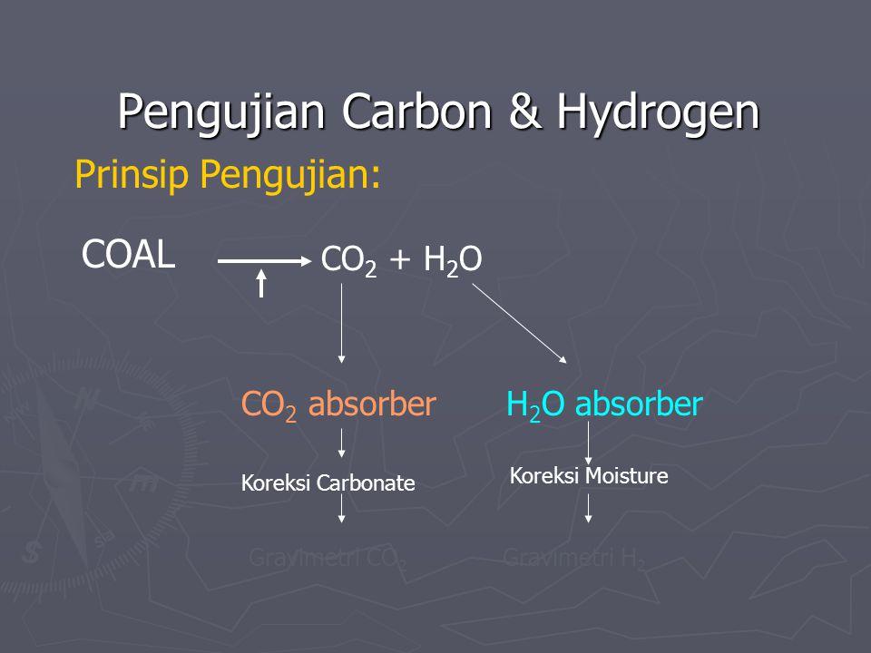 Pengujian Carbon & Hydrogen