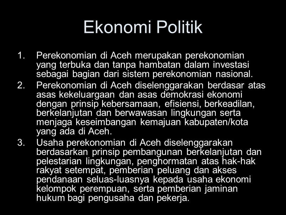 Ekonomi Politik
