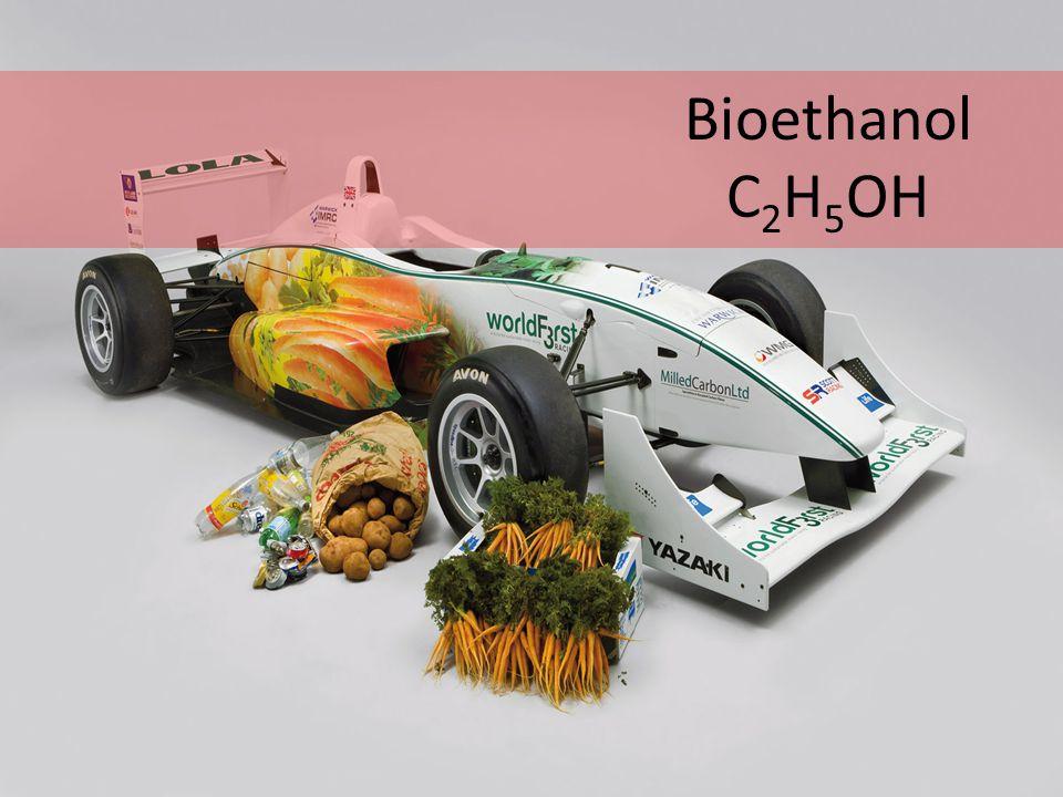 Bioethanol C2H5OH