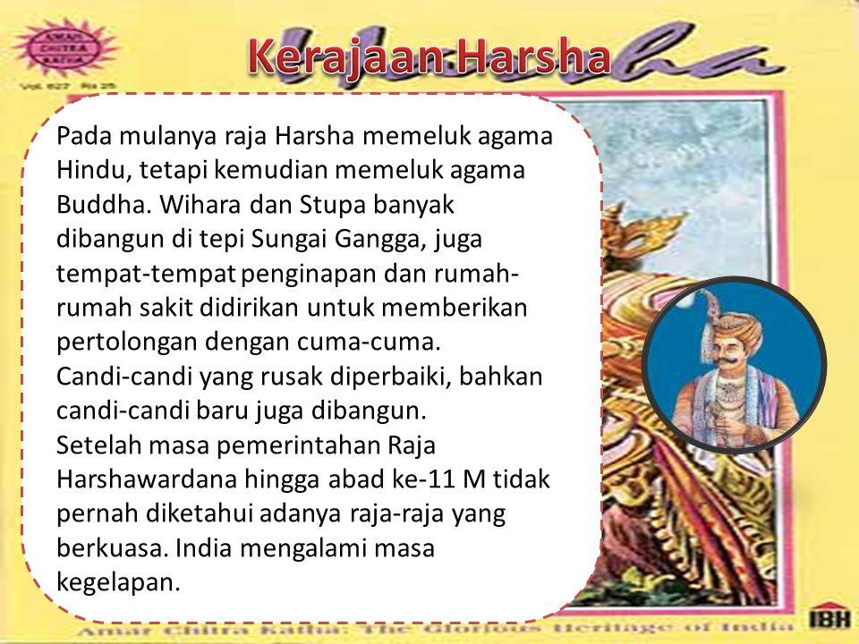 Kerajaan Harsha