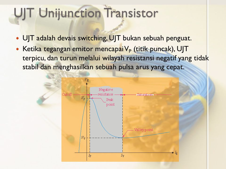 UJT Unijunction Transistor