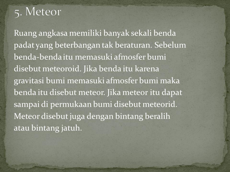 5. Meteor