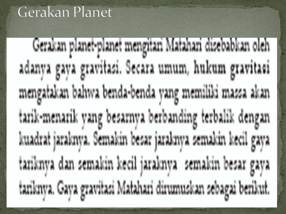 Gerakan Planet