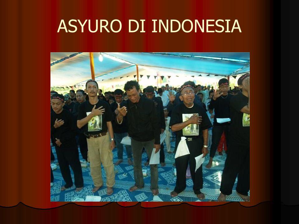 ASYURO DI INDONESIA