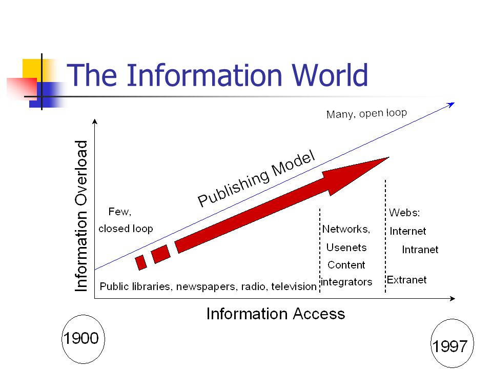 The Information World