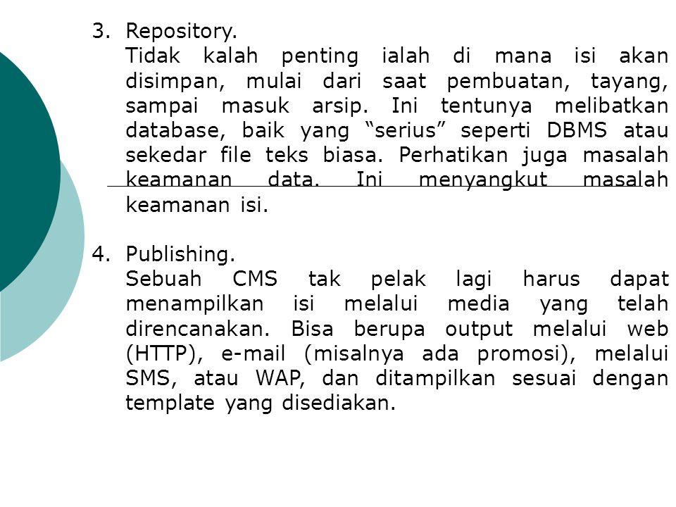 Repository.
