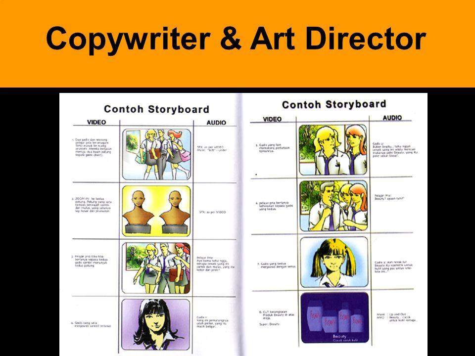 Copywriter & Art Director
