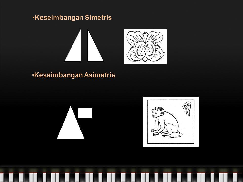 Keseimbangan Simetris