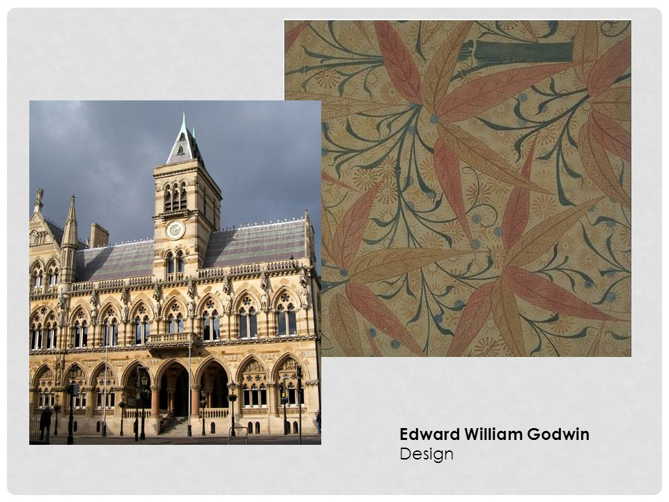 Edward William Godwin Design