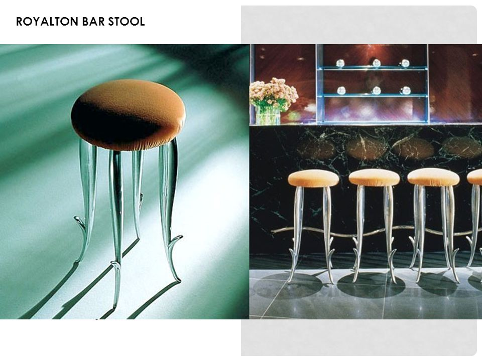 ROYALTON BAR STOOL