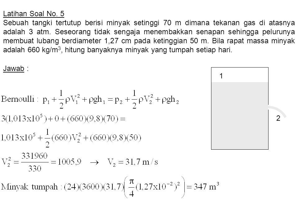 Latihan Soal No. 5