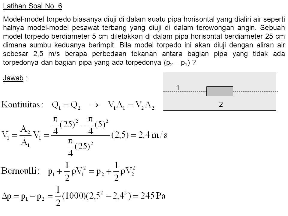 Latihan Soal No. 6
