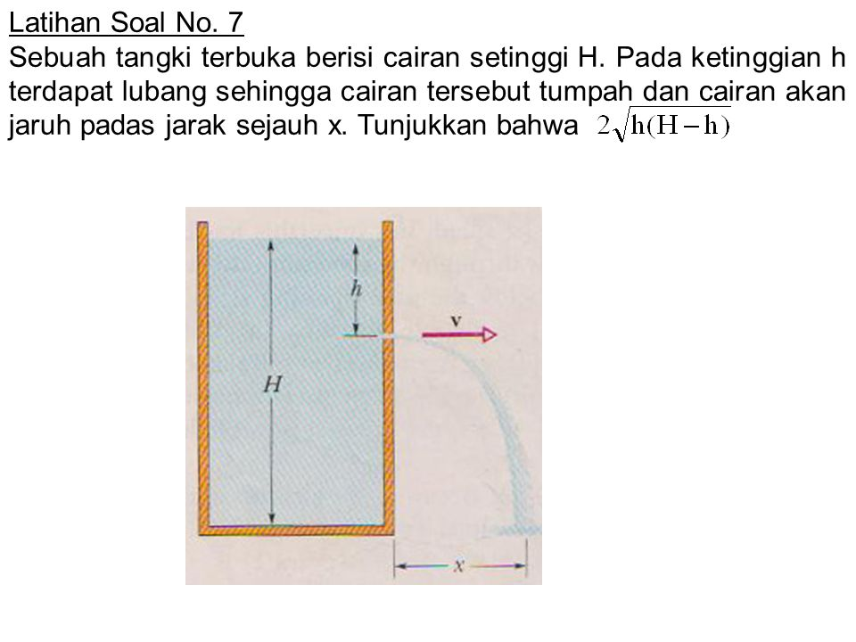 Latihan Soal No. 7