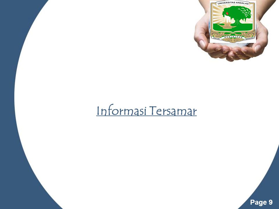 Informasi Tersamar