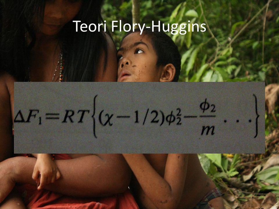 Teori Flory-Huggins
