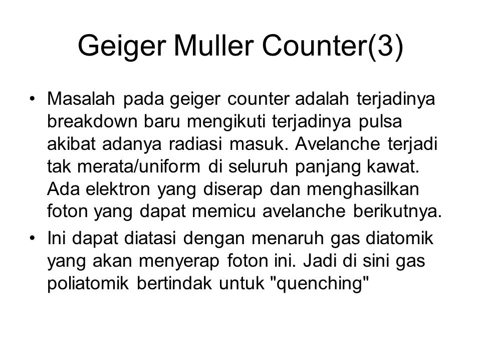 Geiger Muller Counter(3)