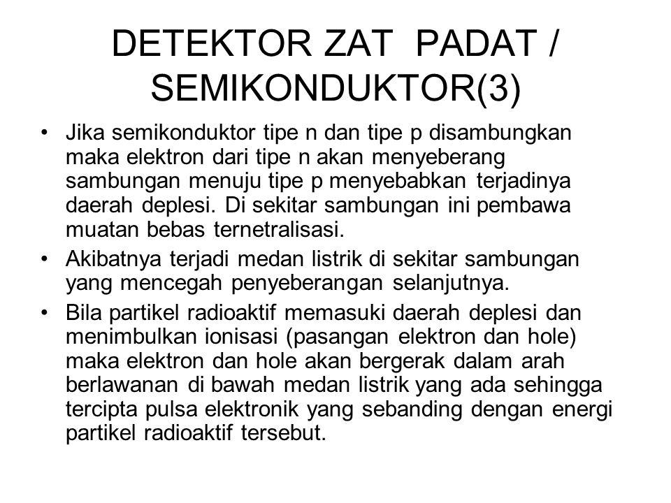 DETEKTOR ZAT PADAT / SEMIKONDUKTOR(3)