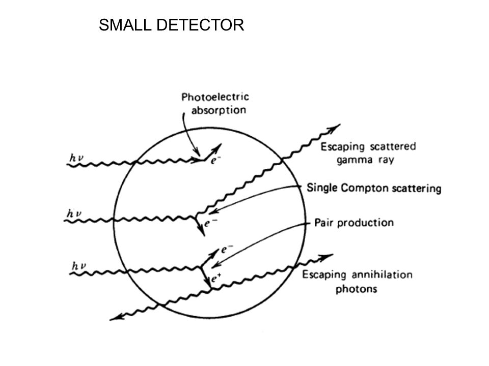 SMALL DETECTOR