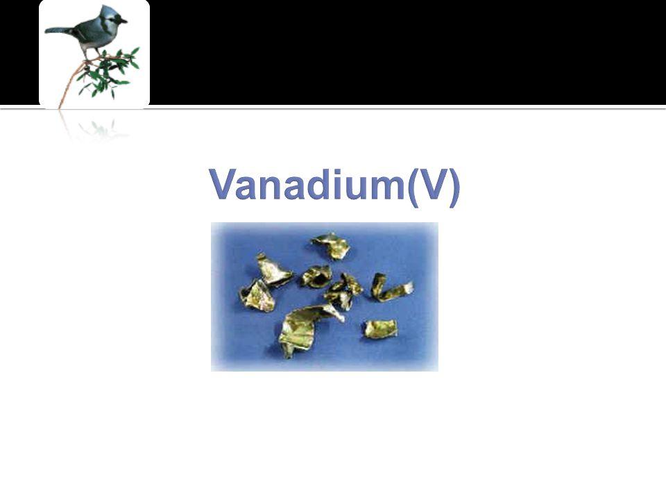 Vanadium(V)