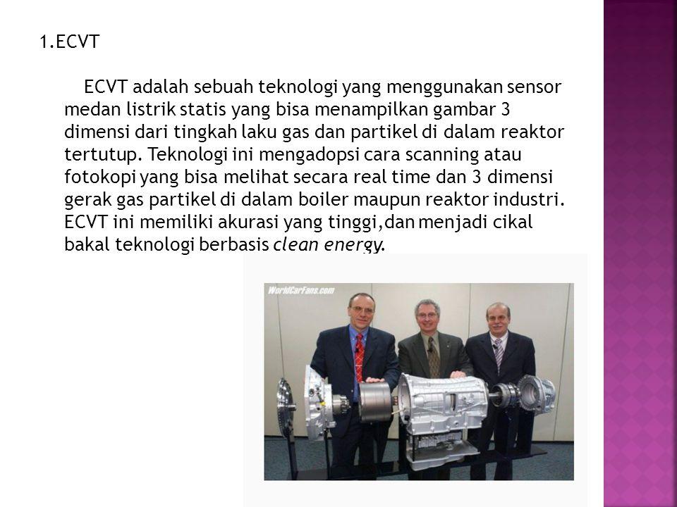 1.ECVT