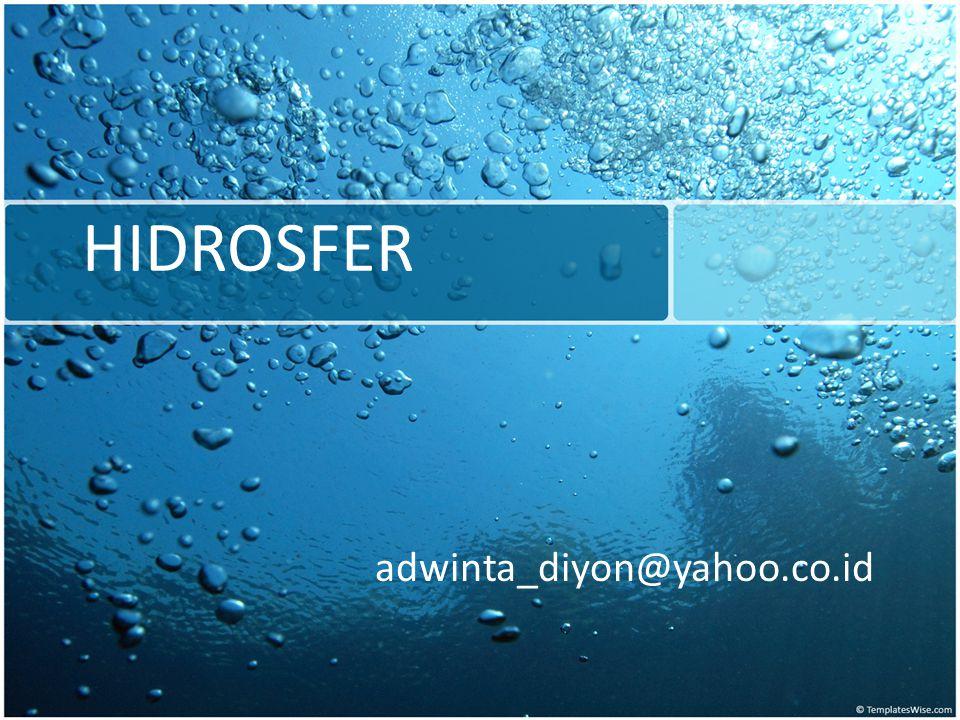 HIDROSFER adwinta_diyon@yahoo.co.id