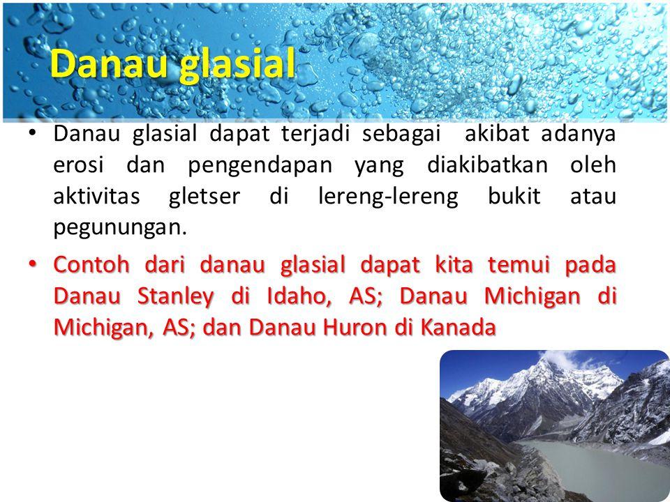 Danau glasial