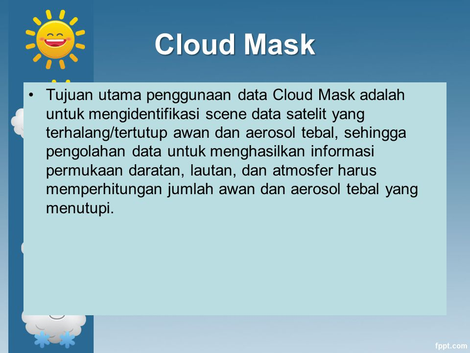 Cloud Mask
