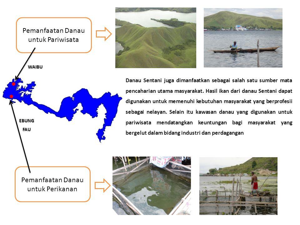 Pemanfaatan Danau untuk Pariwisata