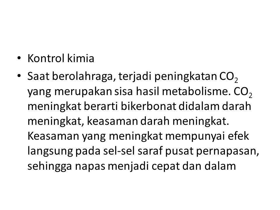 Kontrol kimia