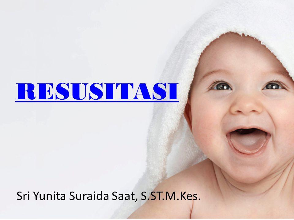 Sri Yunita Suraida Saat, S.ST.M.Kes.